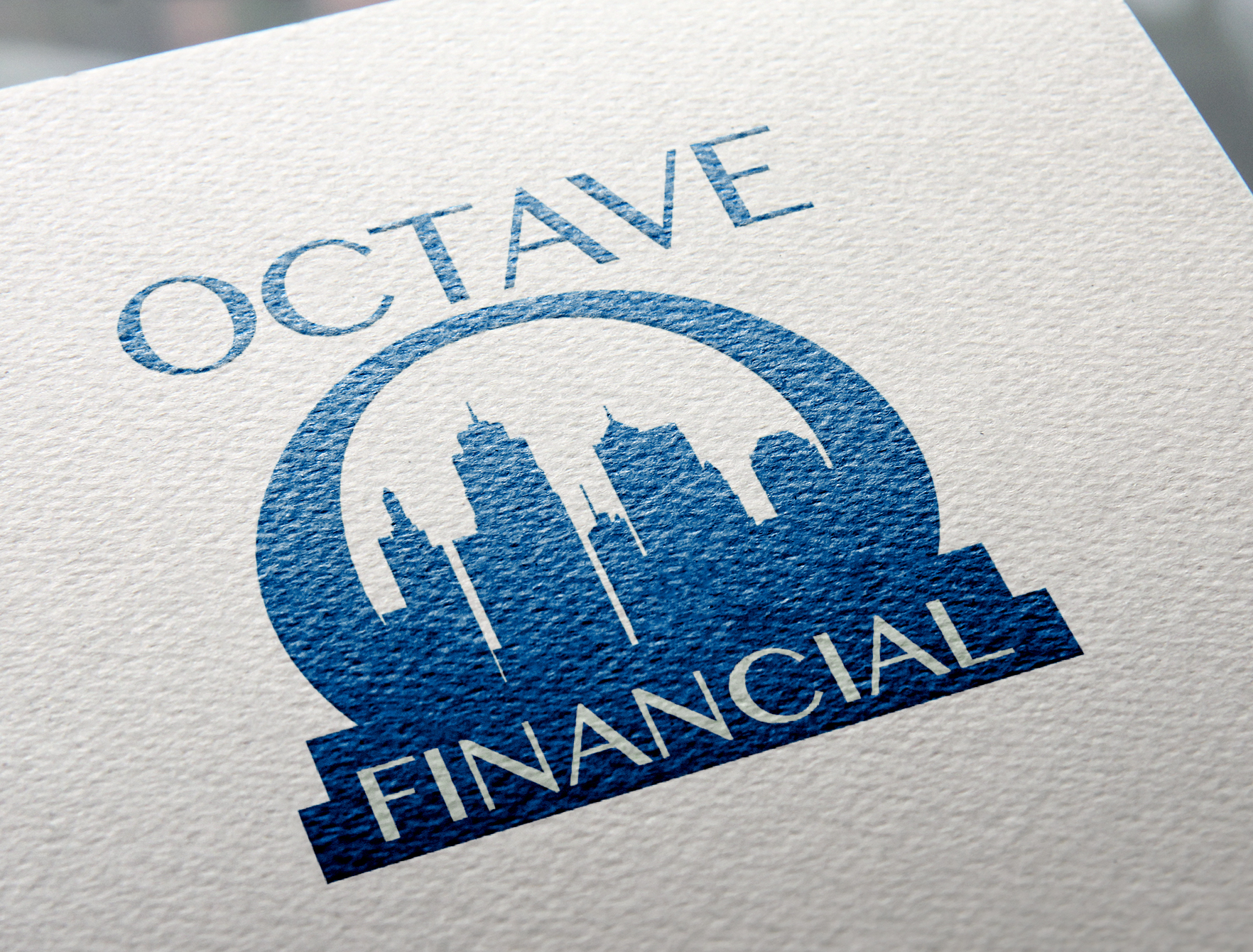 OCTAVE Financial Logo
